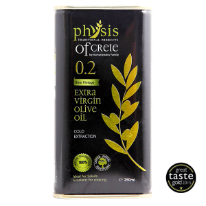 Oliwa Physis of Crete 0.2 EV 2018 250ml puszka