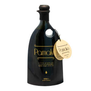 Oliwa Pamako MONOVARIETAL 500ml BIO Box